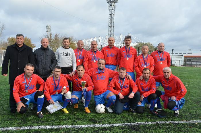 Футбол тюмени ветераны